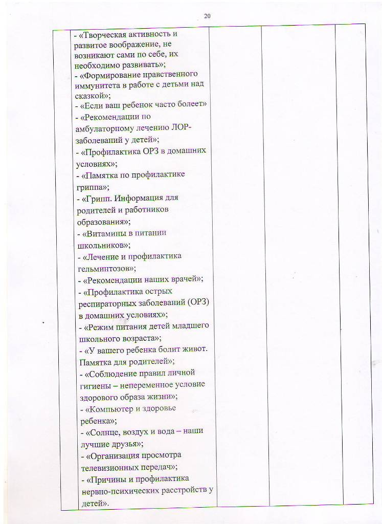 План работы МБУ ЦППРиК на 2017 год Лист 20