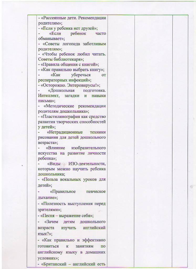 План работы МБУ ЦППРиК на 2018 год Лист 23