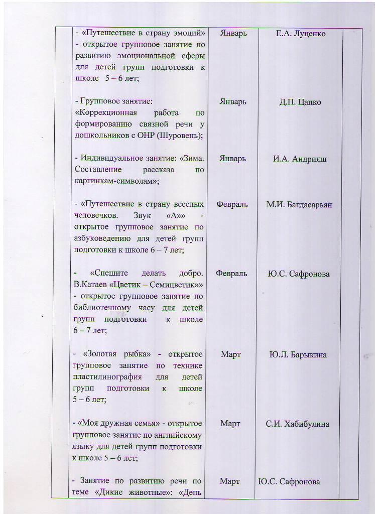 План работы МБУ ЦППРиК на 2018 год Лист 9
